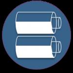 Antibody bulk production